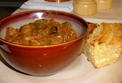 Sunday Suppers:  Intuitive Chili