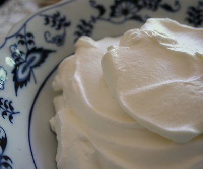 Is There a Recipe for a Cool Whip Substitute?