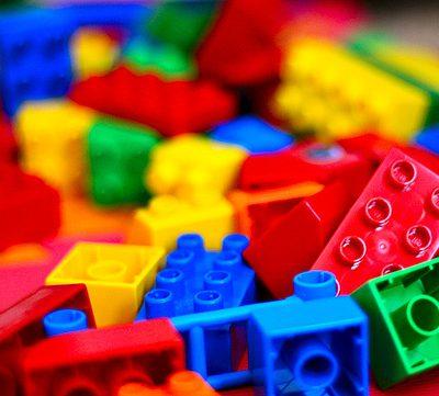 Mascarpone Cream: Edible Legos