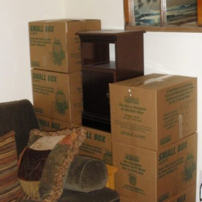 My Old Friends are All in Boxes
