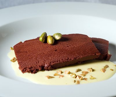 Slab O' Chocolate?  Don't Mind If I Do.