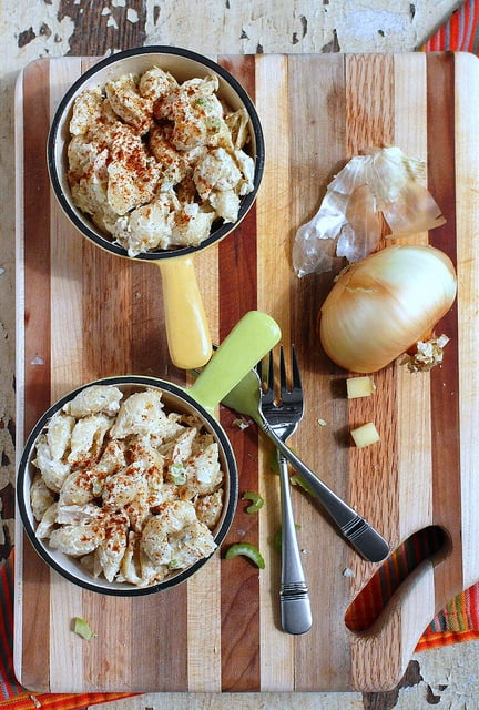 Mom-Style Macaroni Salad