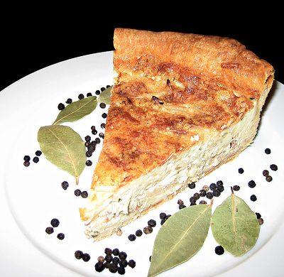 Of Quiche and Crème Fraîche
