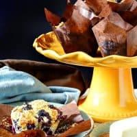 Ritz Carlton Blueberry Muffins