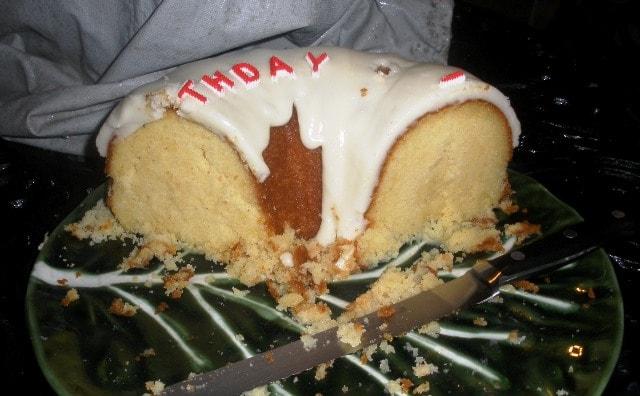 Creamsicle Pound Cake