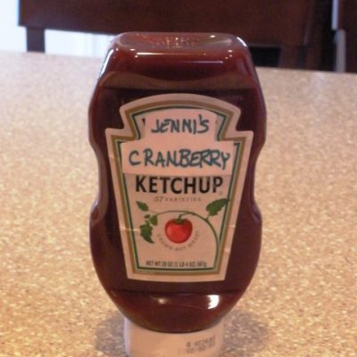 "What To Do with a Bag O' Cranberries, Part Deux, or Cranberry Ketchup, or Why ""Tomato"" is an Adjective in the Phrase ""Tomato Ketchup"""