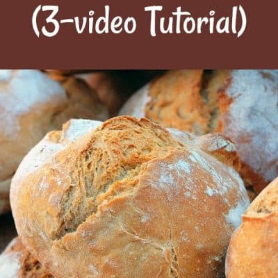 The Ultimate Guide: How to Make Bread (with Video Tutorials)