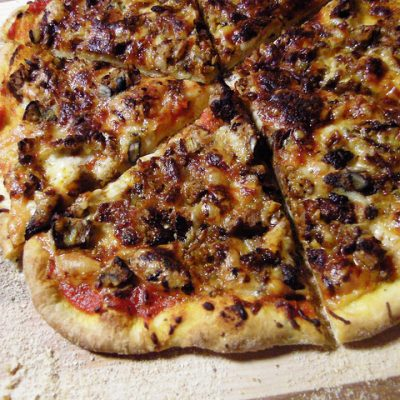 Sunday Suppers: A Plethora of Pizzas