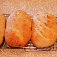 Bread Made with Brewer's Yeast