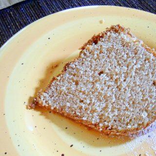 Cinnamon-Orange Pound Cake