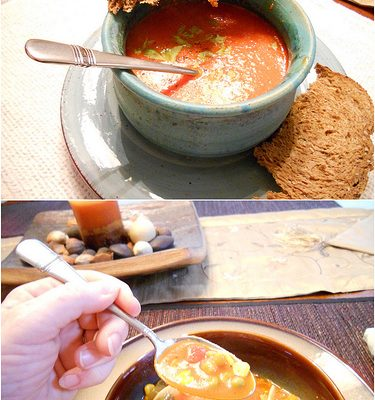 Sunday Suppers, Tuesday Edition: 2-for-1 Tomato Soup