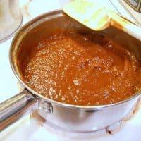 Espresso Pumpkin Butter