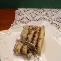 Cocoa Orange Cashew Torte