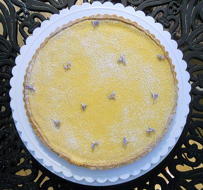 Food52sday Recipe Interpretation: Mixed Citrus Sabayon Tart