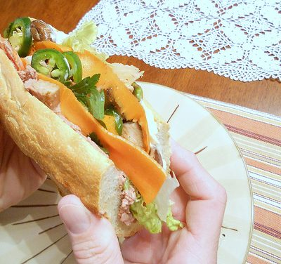 Food52sday Recipe Interpretation: Caramelized Pork Bánh mì