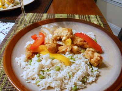Sunday Suppers (Monday Morning Edition): General Faux's Chicken
