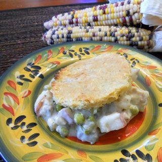 Pot Pie Crust