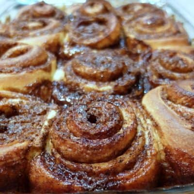 Orange-Baker's Brew Spice Rolls and a Savory Spice Shop (Raleigh) Giveaway!