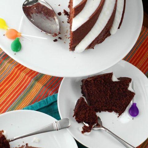 The Beloved's Pound Cake