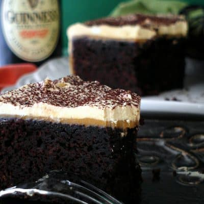 Hangouts on Air for Chocolate Stout Cake and Burnt Caramel Buttercream
