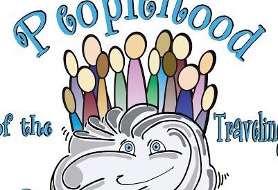 Peoplehood of the Traveling Swirly Pan Logo