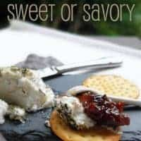 Fig Jam: Sweet or Savory