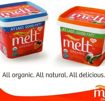 Melt Organic Buttery Spread: There Might Be a Place for it in Your Fridge