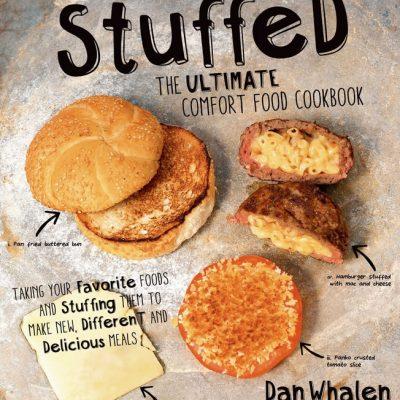 Cuban Sandwich Empanadas | Review of Stuffed by Dan Whelan | Stuffed Giveaway