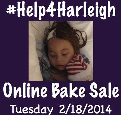 Help4Harleigh: With Love, Bearing Food