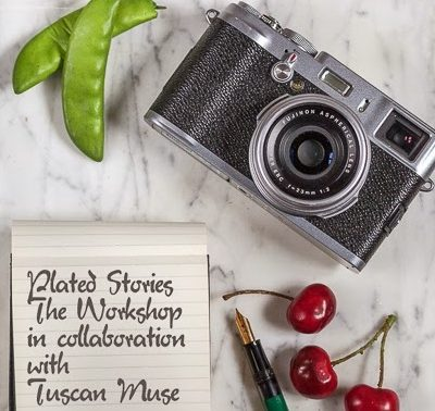 Plated Stories: The Workshop in Tuscany