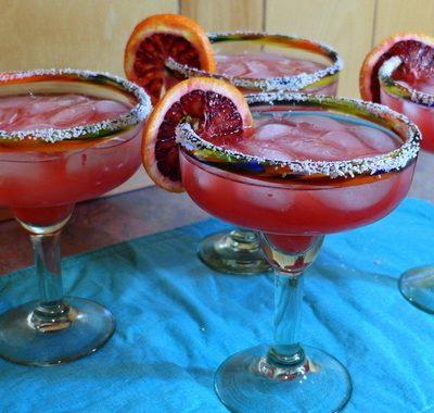 The Best Blood Orange Margarita Recipe