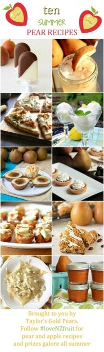 LoveNZfruit collage