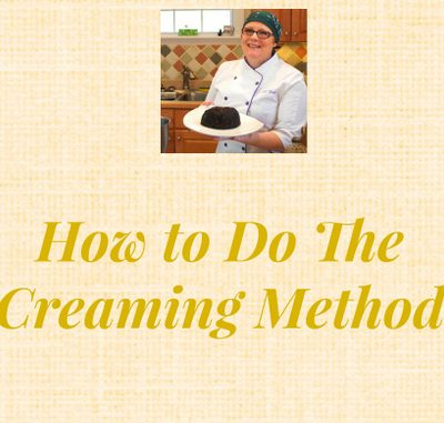 What Is the Creaming Method and How to Do It