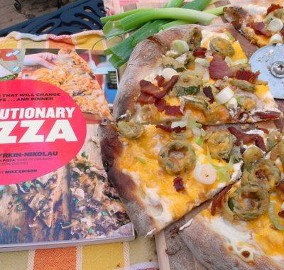 Get to Know Revolutionary Pizza | Jalapeño Pop n' Lock Pizza | Cookbook Giveaway