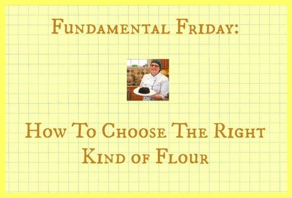 How to Choose the Right Kind of Flour
