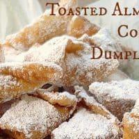 Basic Dumpling Dough