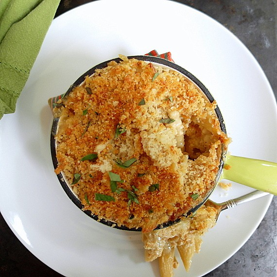 legacy baked macaroni and cheese