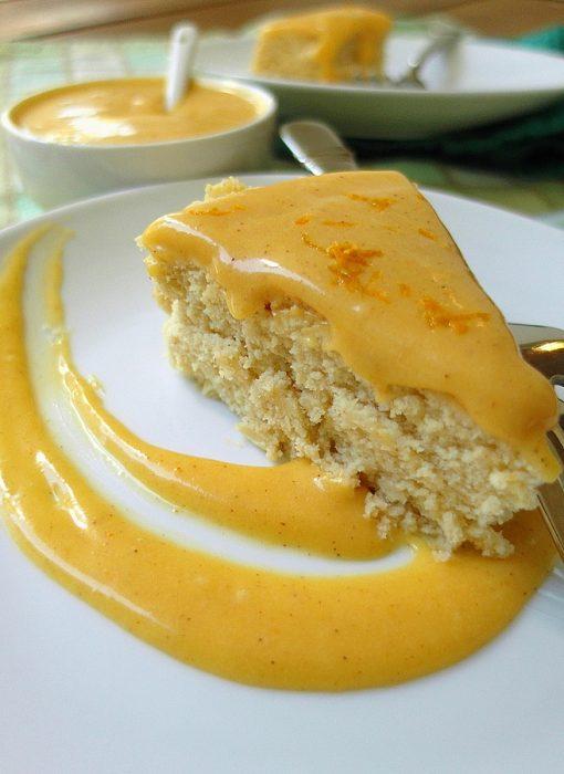 pumpkin butter japanese cheesecake