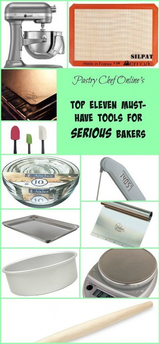 tools for serious bakers