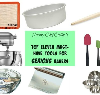 PCO's Must-Have Tools for Serious Bakers