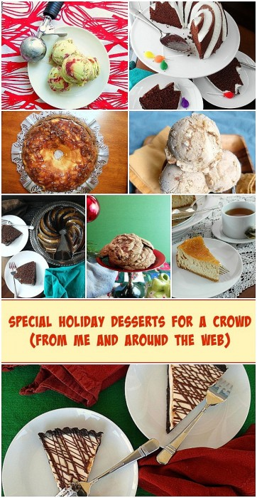 special holiday desserts