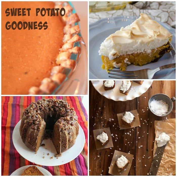 delicious Thanksgiving Desserts recipes