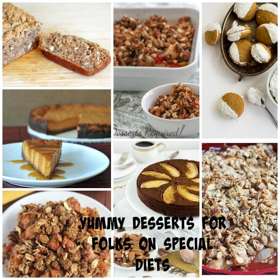 delicious Thanksgiving Dessert Recipes