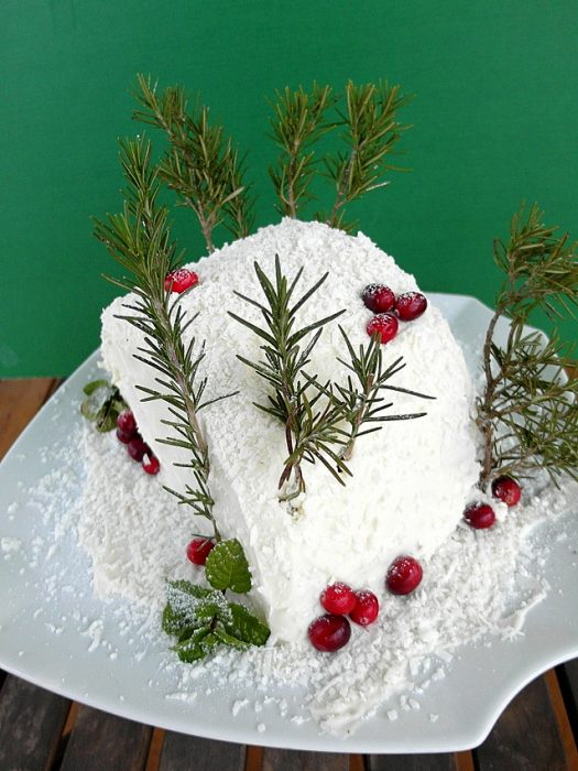 holiday brown butter carrot cake