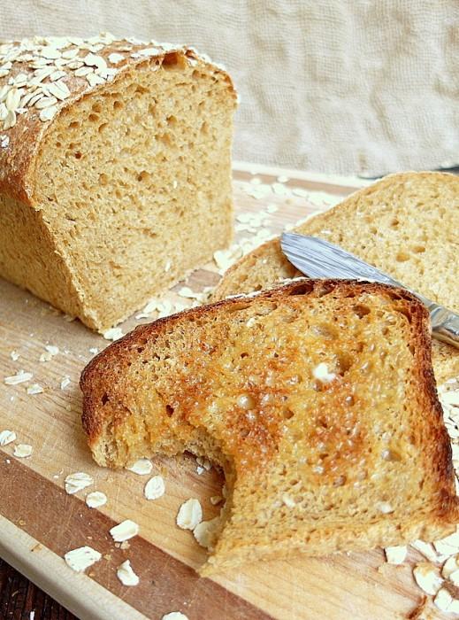 oatmeal beer bread 11