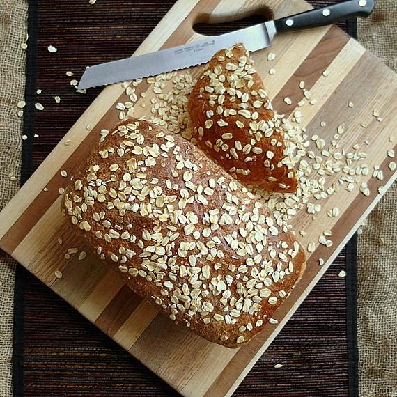 oatmeal beer bread