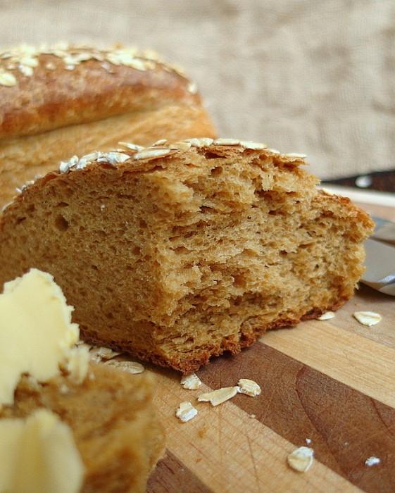oatmeal beer bread 4
