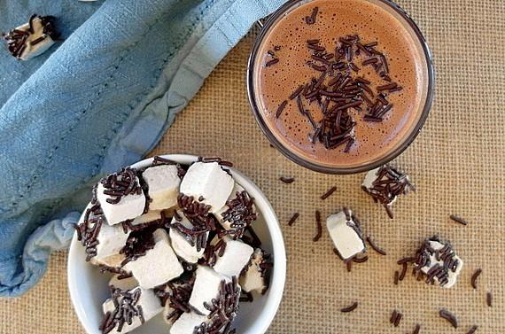 Hot Chocolate Custard 6