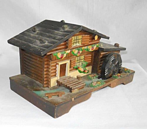 alpine music box