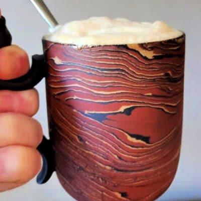 How to Make Beaten Coffee | Whipped Dalgona Coffee